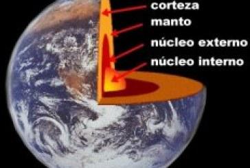 La exploración y el descubrimiento de la estructura interna de la tierra