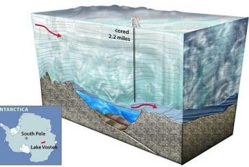 Científicos rusos extraen la primera muestra del agua más antigua de la Tierra