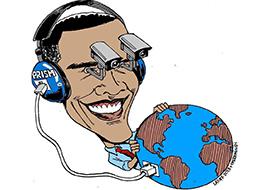 Washington espía a Sudamérica desde una isla en el Atlántico