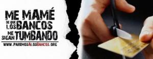 """Los 22 mil activistas colombianos que le gritan """"no más"""" a los bancos"""