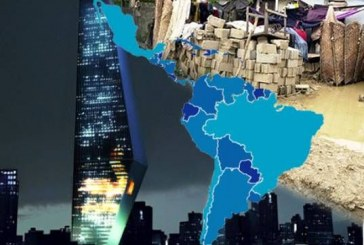 Un abismo de riqueza entre países ricos y pobres