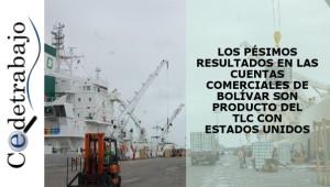 LOS PÉSIMOS RESULTADOS EN LAS CUENTAS COMERCIALES DE BOLÍVAR SON PRODUCTO  DEL TLC CON ESTADOS UNIDOS
