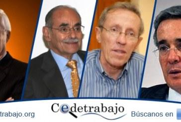 Serpa, Uribe, Navarro y Robledo contra la venta de Isagén