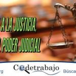 REFORMA A LA JUSTICIA, EL ASALTO AL PODER JUDICIAL