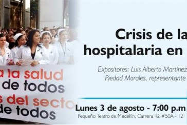 La crisis de la salud en Colombia