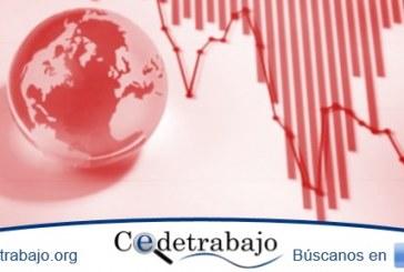 Más de la mitad del mundo cree que la economía va mal
