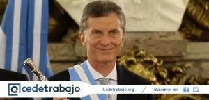 Los argentinos pierden un 9.9% de poder adquisitivo con Macri como presidente