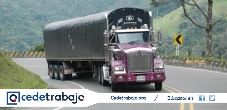 El 15 % del transporte en Colombia entró en cese de actividades