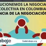 """FORO INTERNACIONAL NCR """"Evolucionemos la negociación colectiva en Colombia: la pertinencia de la  negociación por rama"""""""