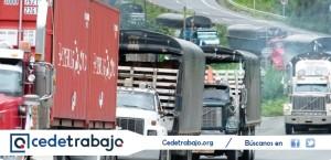 Camioneros aseguran que su protesta es social, no política