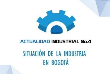 (Actualidad Industrial #4) Situación de la industria en Bogotá