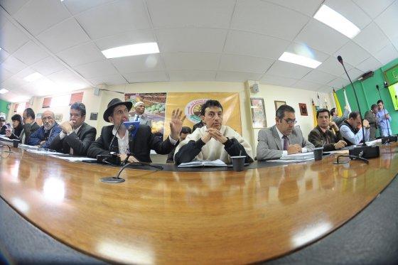 La producción agrícola en el Valle del Cauca y el referendo por el agro