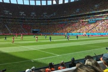 Mundial de fútbol y matemática