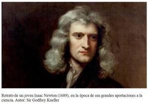 Newton y las ecuaciones de la Naturaleza