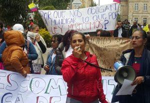 Las mujeres de Colombia padecen con más fuerza las consecuencias de la precarización del mercado laboral
