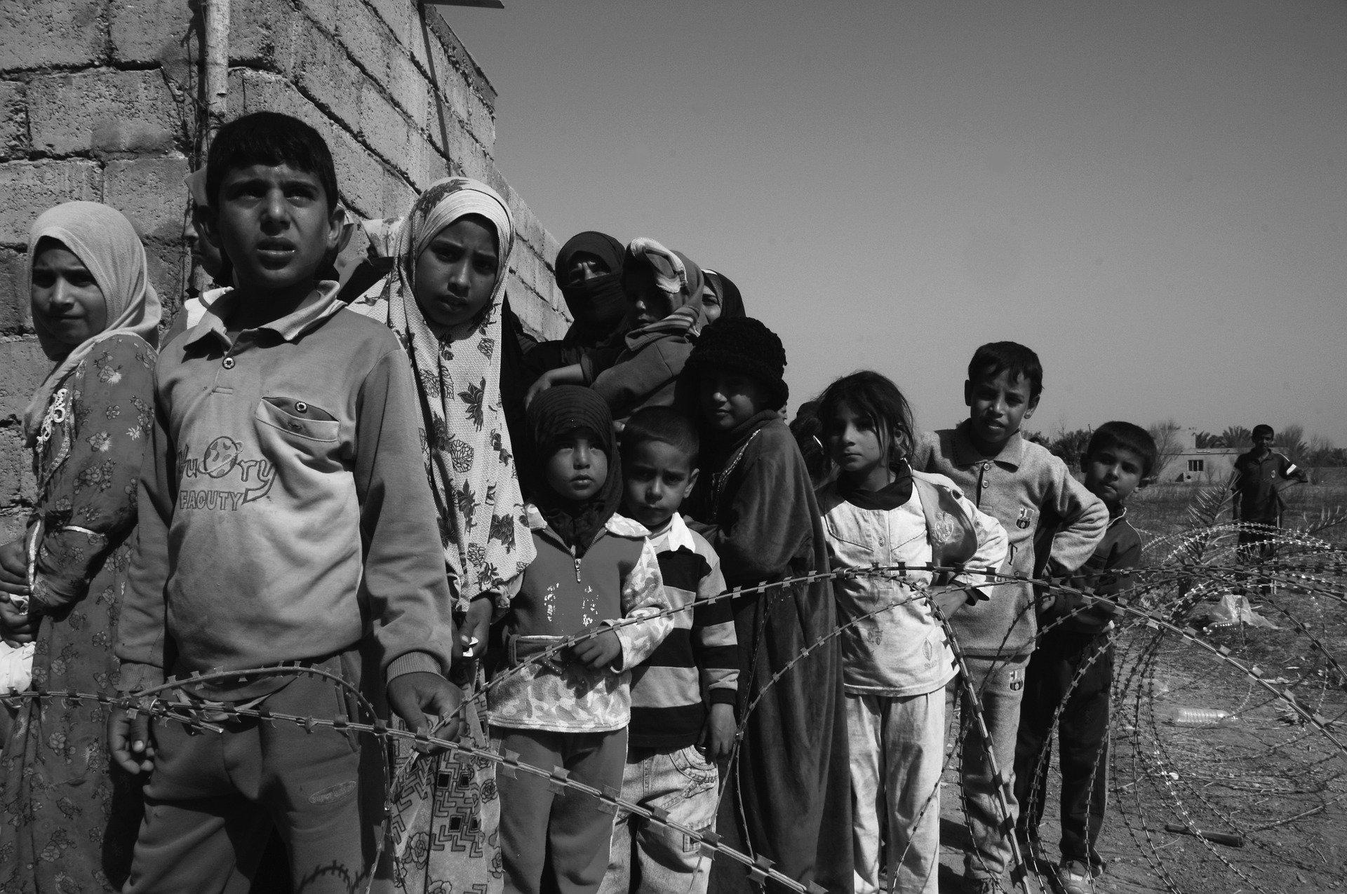 Ni en época de pandemia, cesan las guerras contra los países más pobres.