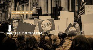 La desigualdad económica es violencia de género