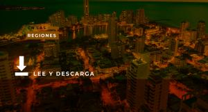 Alumbrado público en Cartagena de Indias